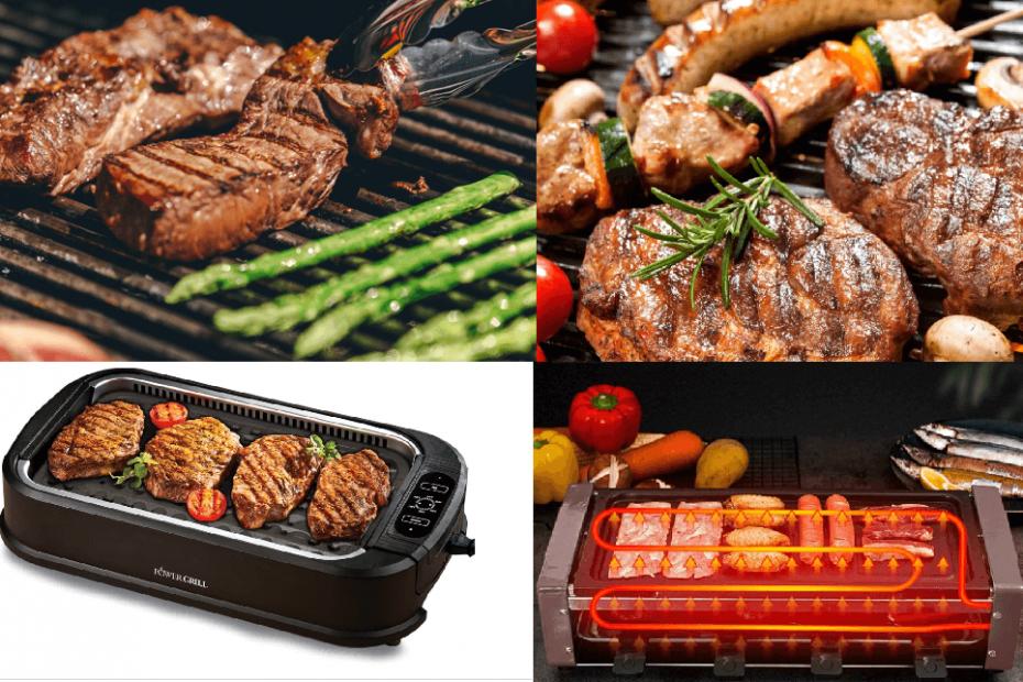 best-indoor-smokeless-electric-grill
